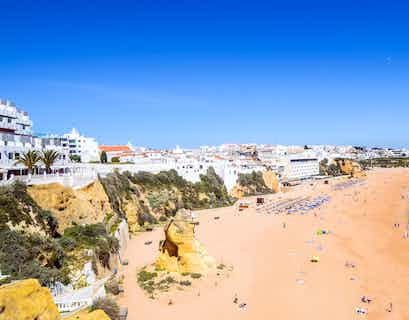 Christmas in the Algarve by Air