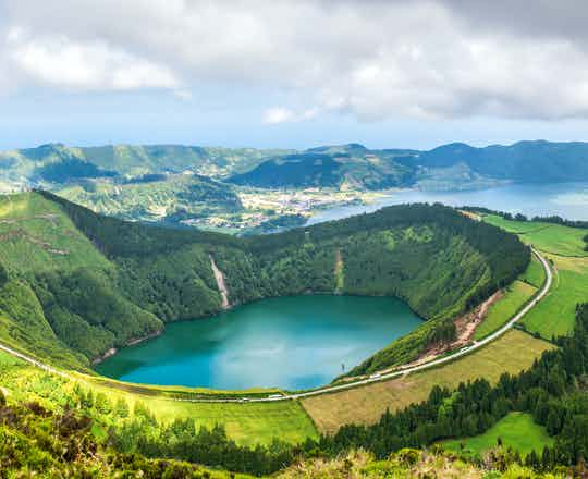 Mystical Lakes