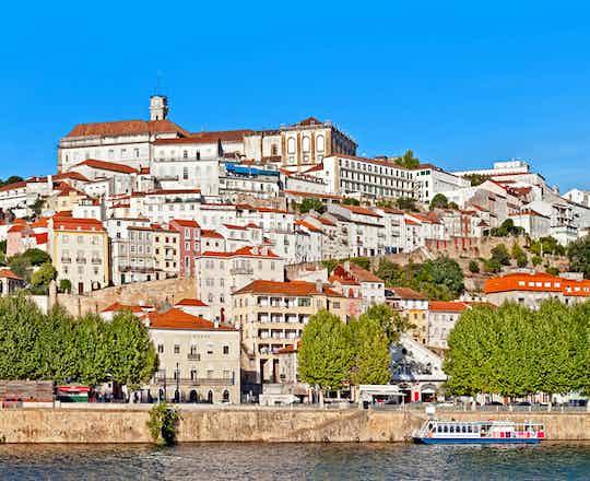 Panorama of Coimbra