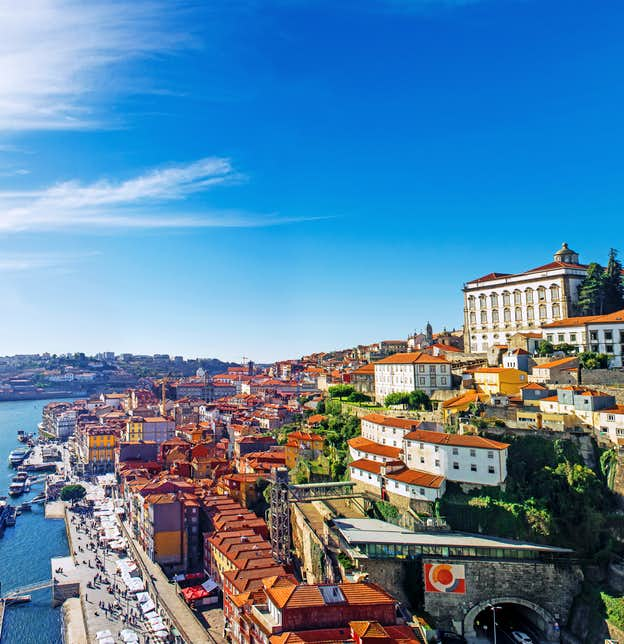 Lisbon & Portugal's Picturesque  'Silver' Coast