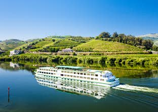 Cruising Portugal's River Douro by Air