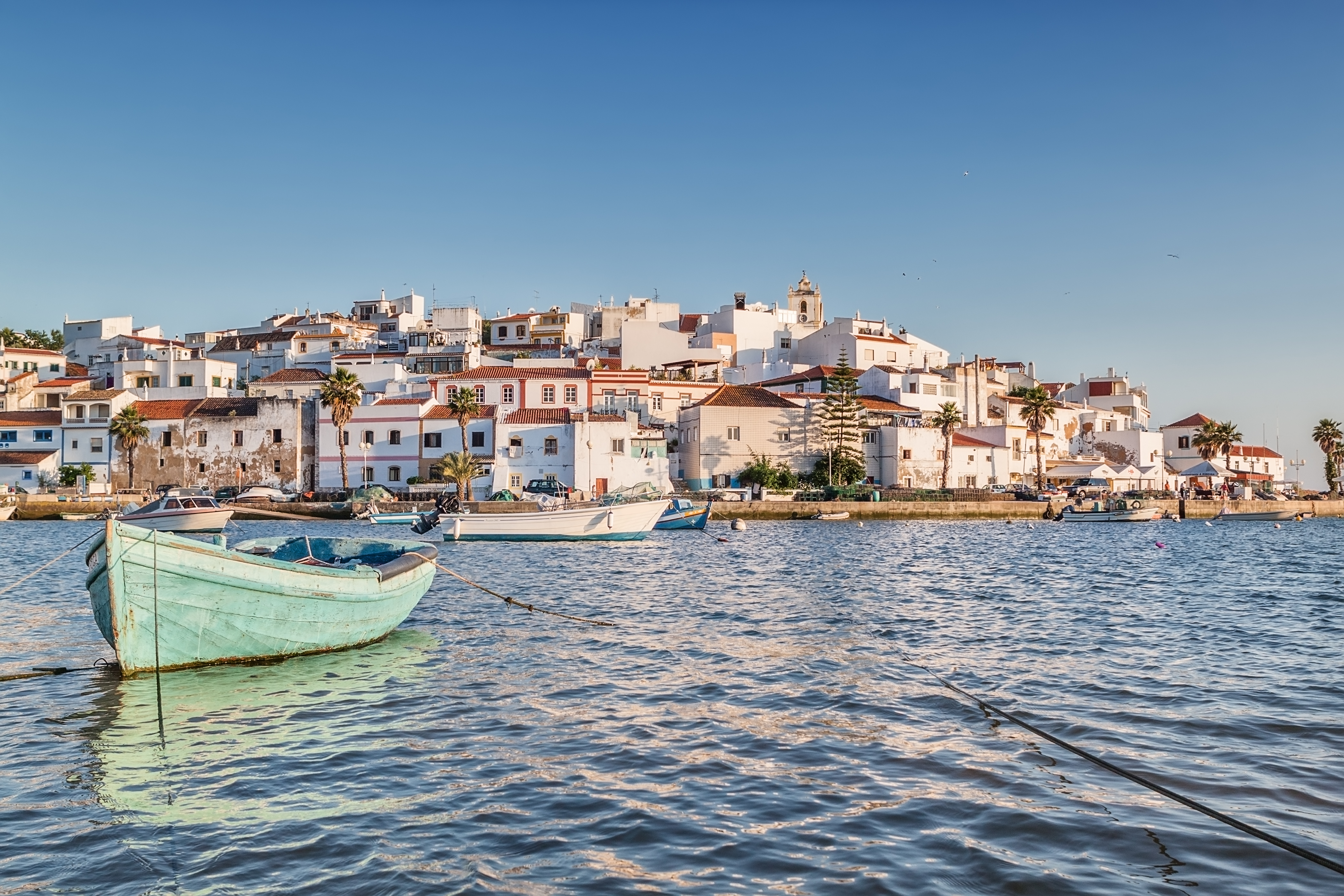 Charms Of The Algarve By Air For Single Travellers Tour