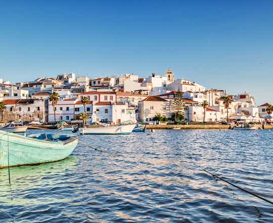 Coastal Villages of the Algarve