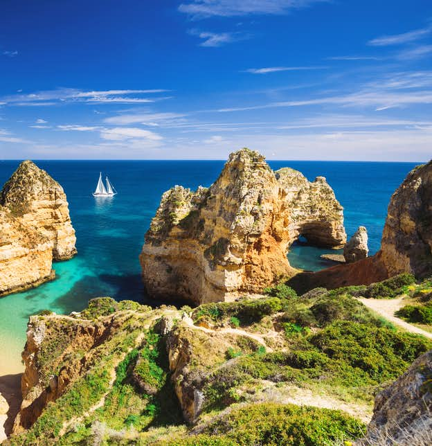 Splendours of the Algarve & Spanish Delights