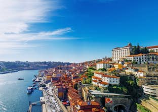 Santiago de Compostela, The 'Way of St. James'  & Hidden Portugal