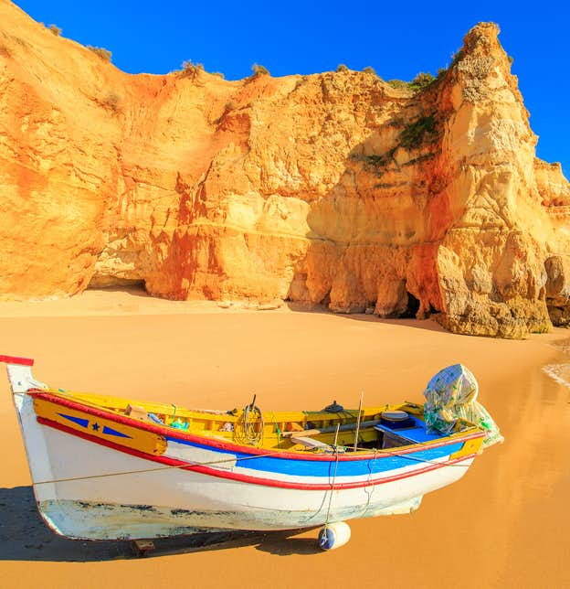The Charms of the Algarve by Air