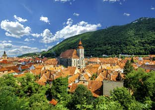 Grand Tour of Transylvania, Bulgaria & the Balkans by Air