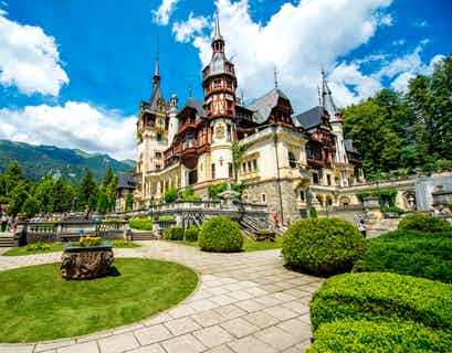 Grand Tour of Transylvania, Bulgaria & the Balkans