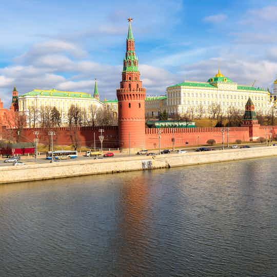 Moscow Sightseeing