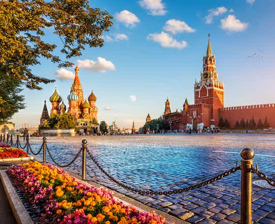 Moscow Guided Sightseeing Tour