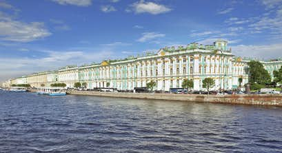 Highlights of Moscow & St. Petersburg by Air & Rail