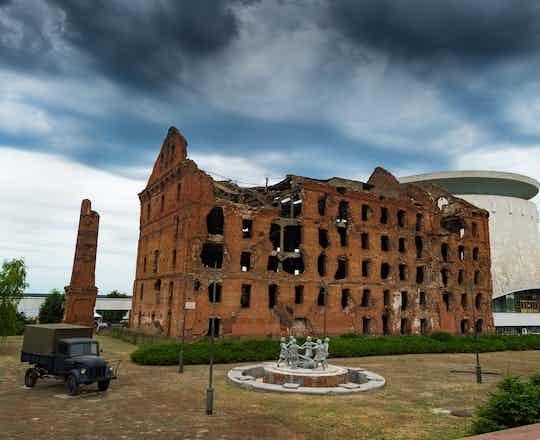 Grudinin Mill