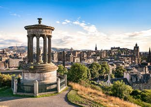 Edinburgh, the Royal Yacht Britannia & the Scottish Borders for Single Travellers by Air