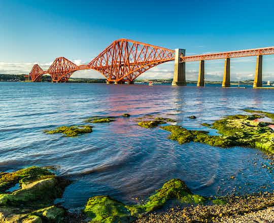 Falkirk Wheel & Forth Bridges Cruise