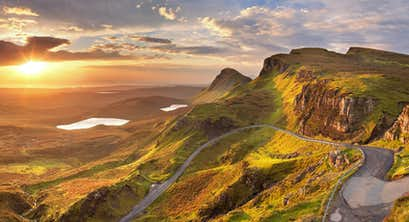Explore the Scottish Hebrides by Air
