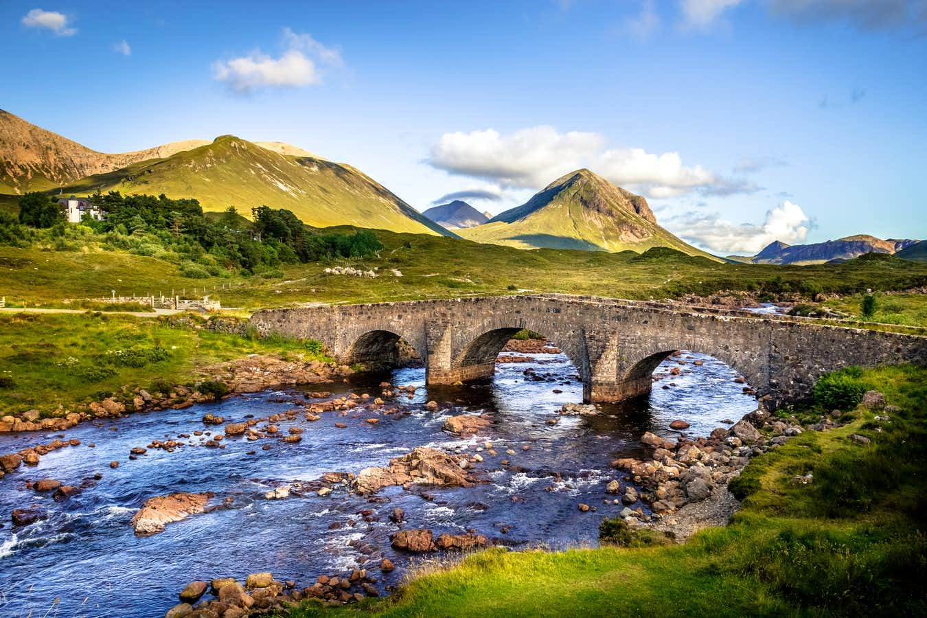 Explore the Scottish Hebrides by Self-Drive