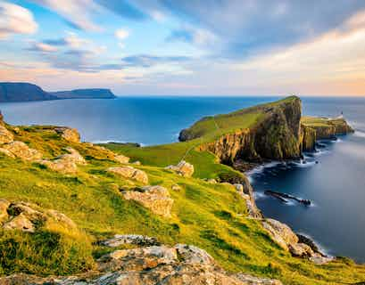 Explore the Scottish Hebrides