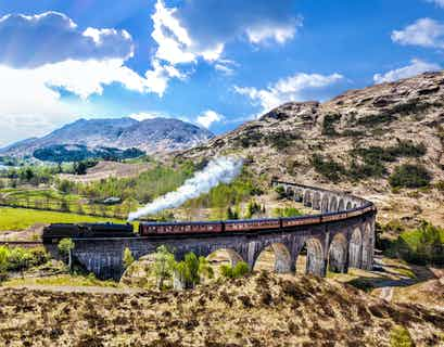 Great Highland Railways & the Isle of Skye by Air