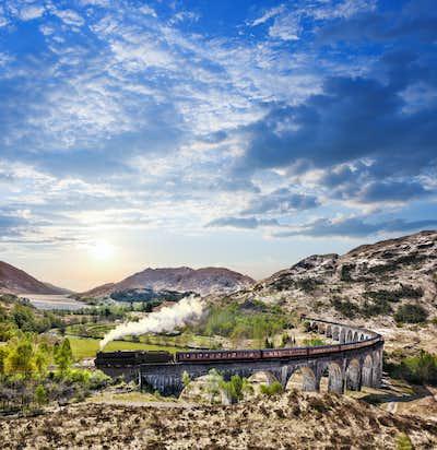 Jacobite Steam Railway & Wildlife Cruise