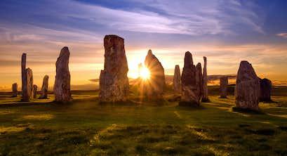 Explore the Scottish Hebrides