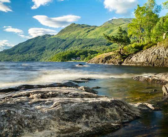 The Five Highland Lochs