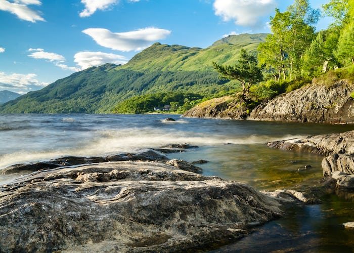 Loch Lomond and Trossachs National Park