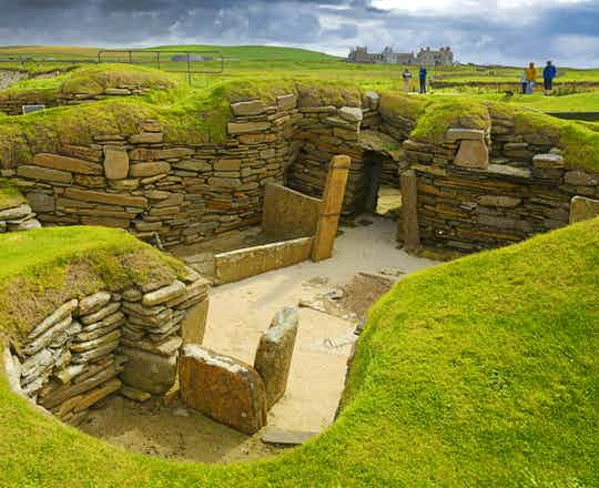 Guided Tour of the Orkney Isles
