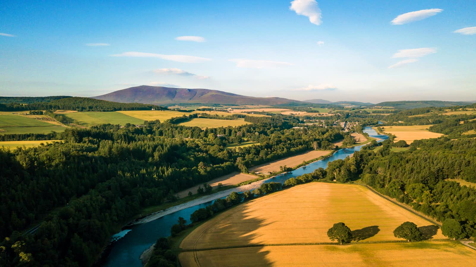 Strathspey Railway and Cairngorms