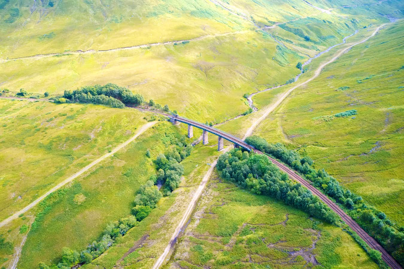Loch Lomond, Trossachs and the West Highland Line