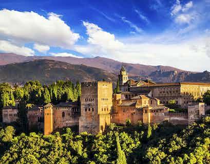 Seville, Cordoba, Granada and Gibraltar