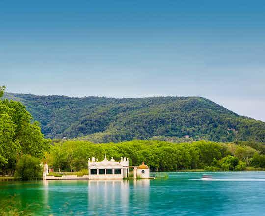 Boat Trip on Lake Banyoles