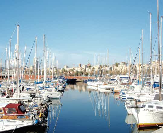 Barcelona Harbour Cruise