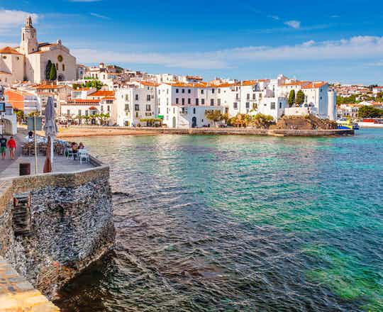 Cadaques and Guided Walking Tour