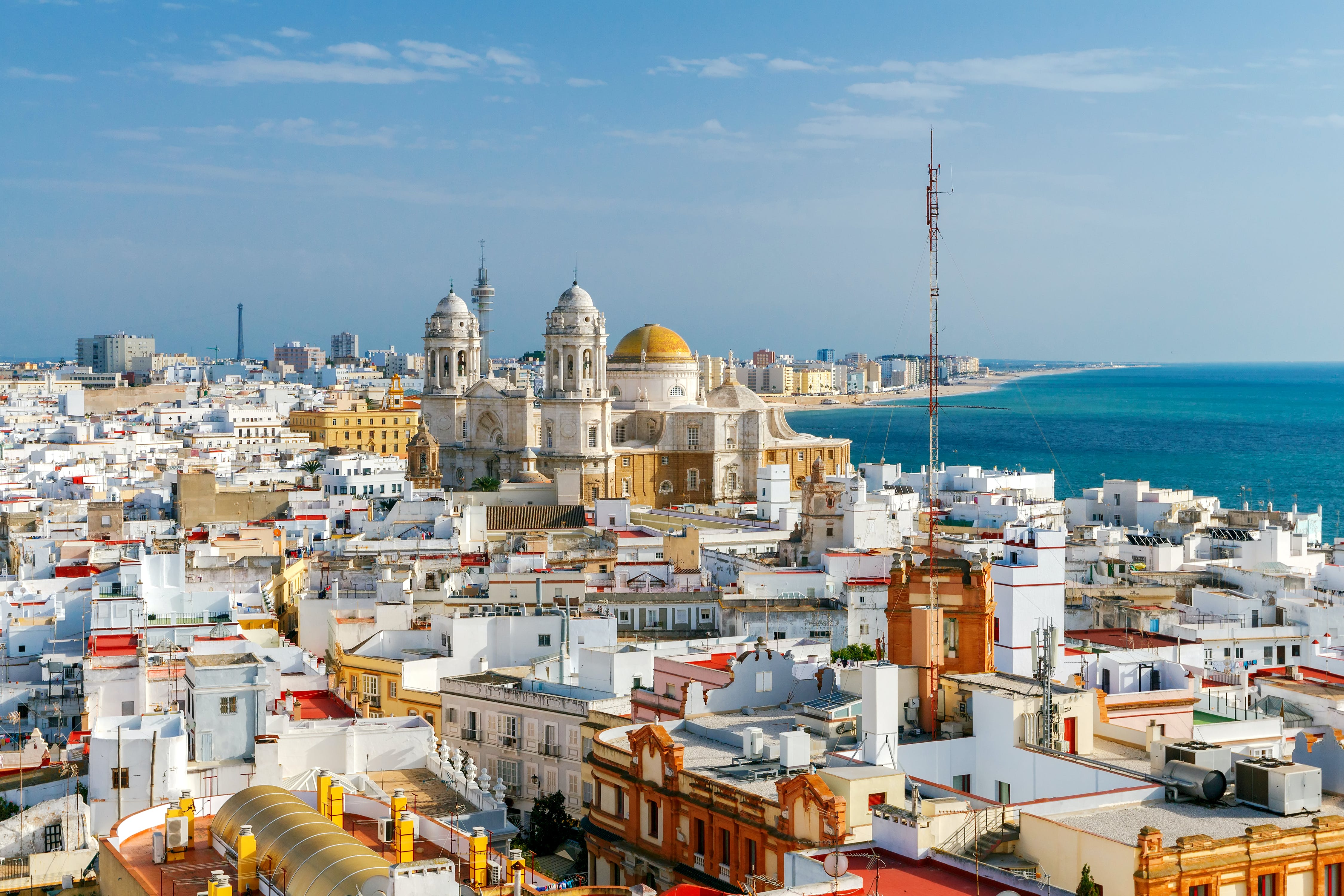 cadiz muslim Spain - muslim spain: in the second half of the 7th century ce (1st century ah), byzantine strongholds in north africa gave way before the arab advance carthage fell in.