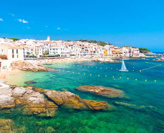 Costa Brava Coastal Tour