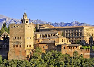 Treasures of Andalucia by Air