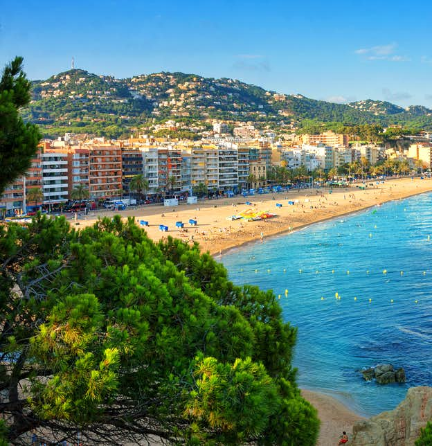 Christmas & New Year on the Spanish Coast by Air