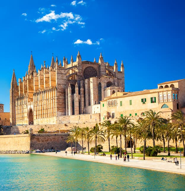 Cruising the Western Mediterranean & Iberian Peninsula