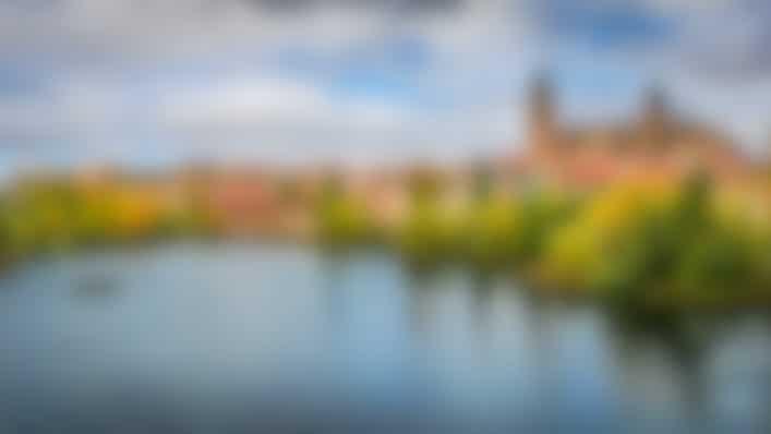 Salamanca & Barca d'Alva