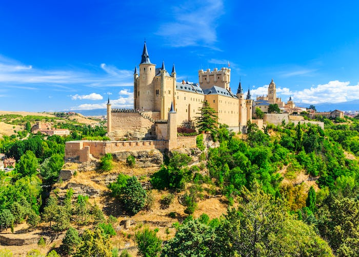 Segovia and Guided Sightseeing