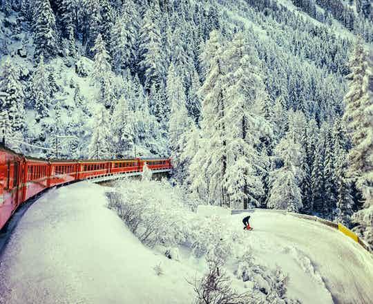 Bernina Regional Railway