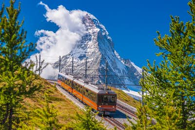 Gornergrat Mountain Railway