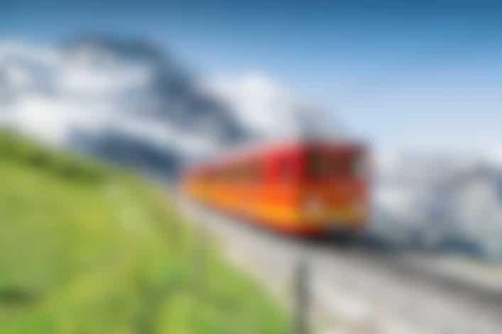 Jungfrau Region Railway