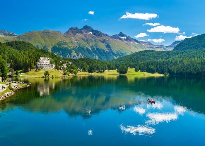 St. Moritz & Bernina Railway