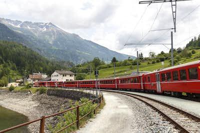 Swiss Glacier Express
