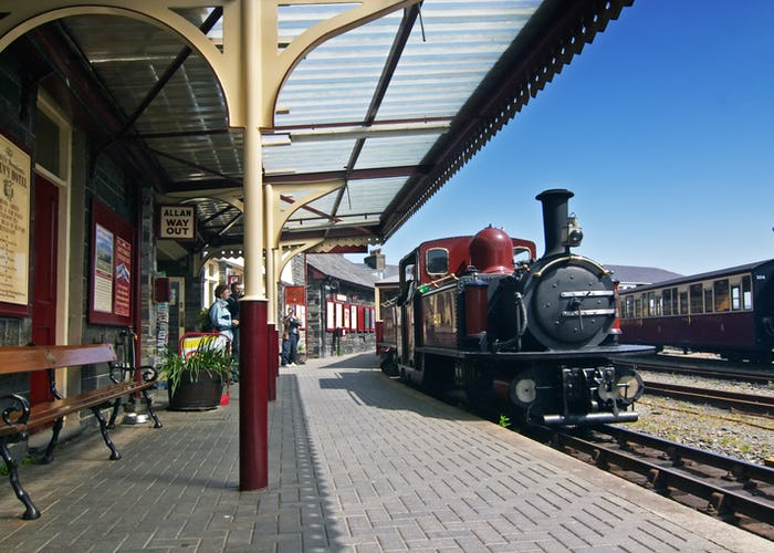 Ffestiniog Steam Railway