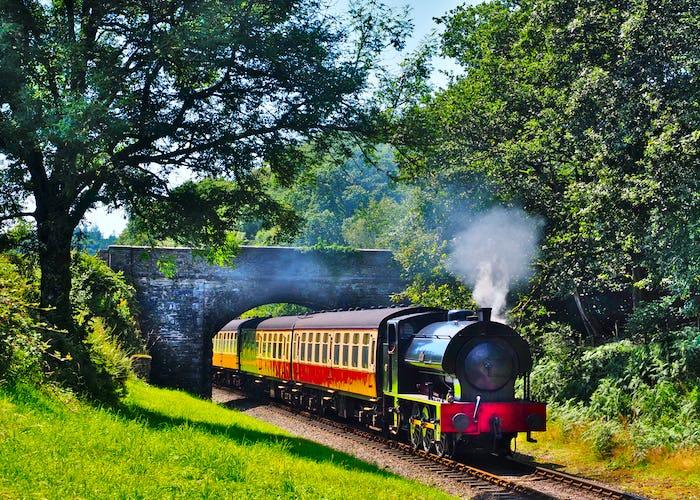 Haverthwaite Steam Railway