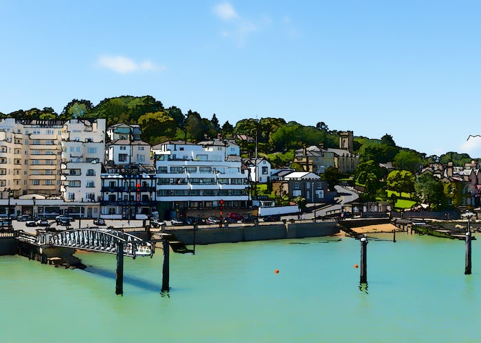 Newport and Cowes