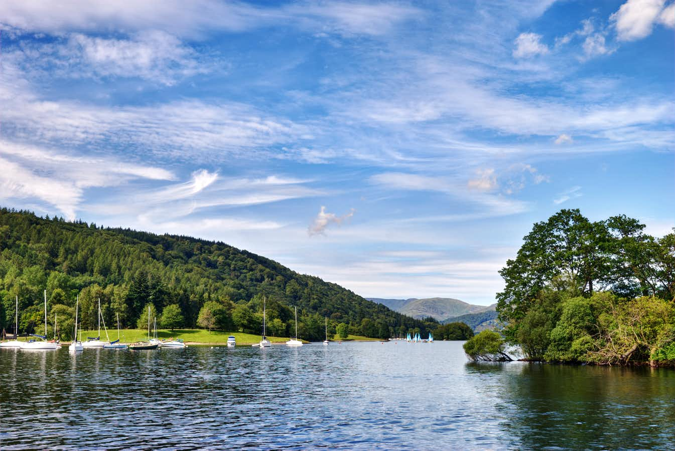 Rail and Sail the Lake District