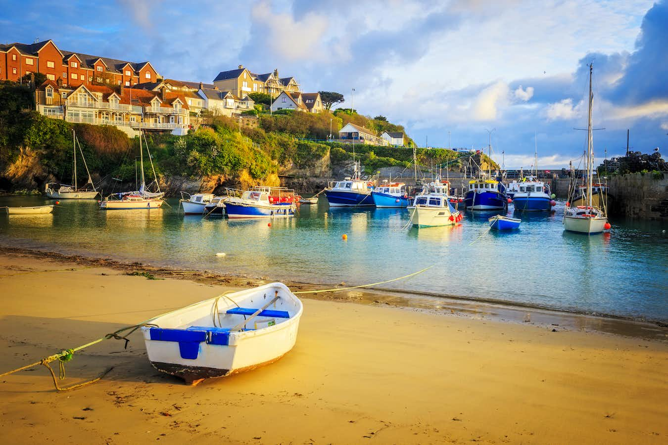 Discover Newquay, Falmouth and the Eden Project